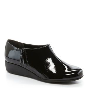 NWOT Cole Haan Patent Leather Slip-On, Size 7.5B